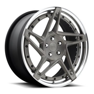 Rotiform CHD Forged Custom Brushed Matte DDT Finish Wheels