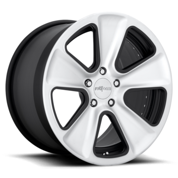 Rotiform CUF Forged Custom Matte Silver Finish Wheels