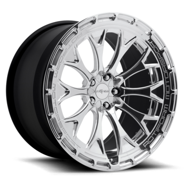 Rotiform DAB-M Forged Custom Polished Finish Wheels