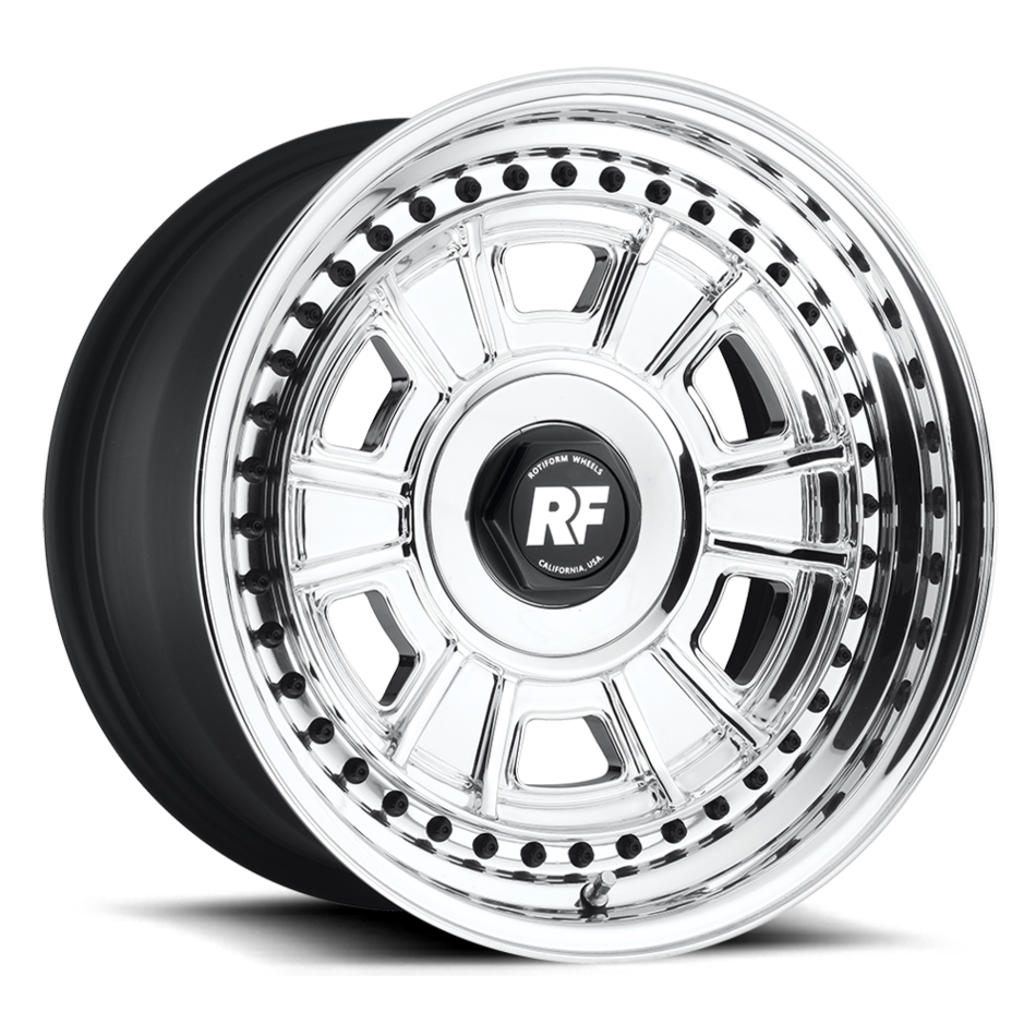 Rotiform DNO Forged Polished Finish Wheels