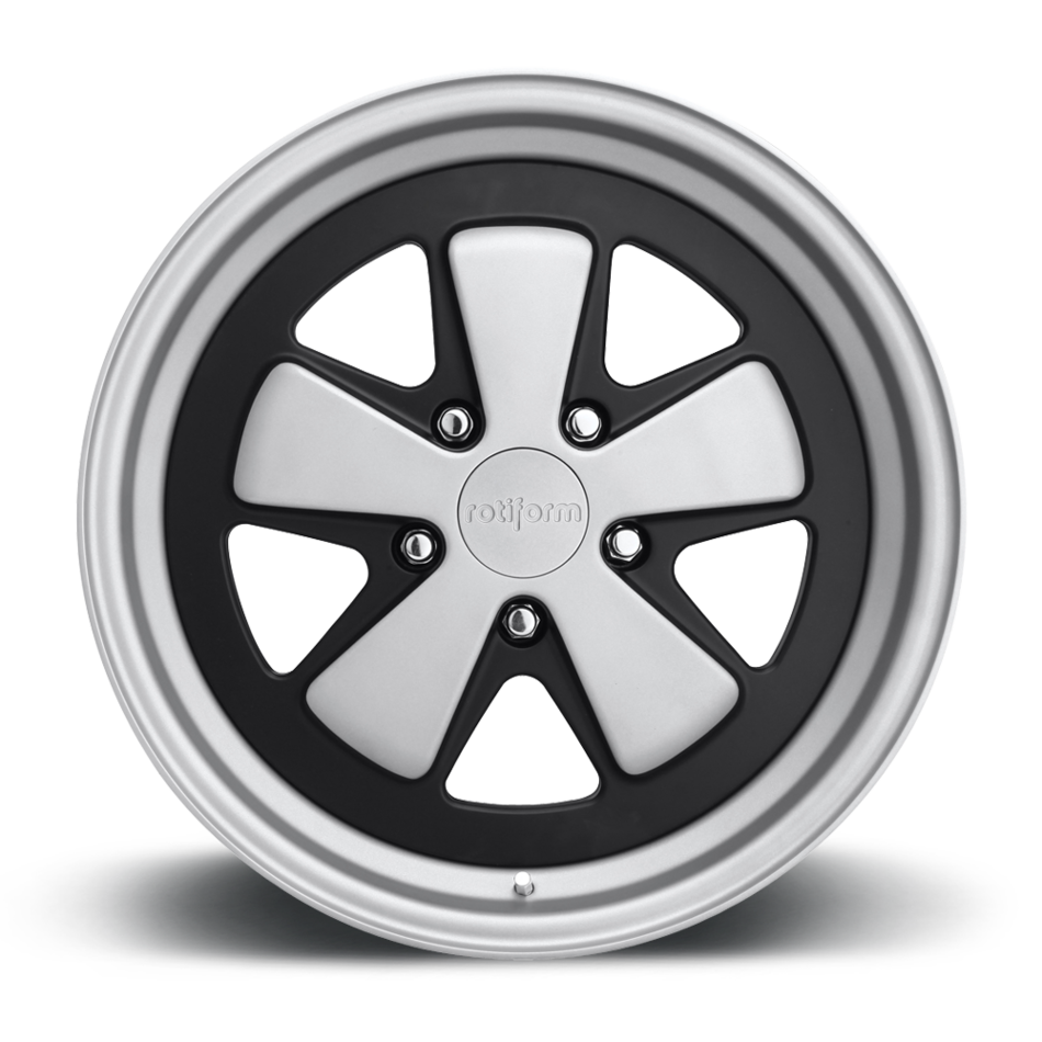 Rotiform FUC Forged Custom Matte Gray Finish Wheels