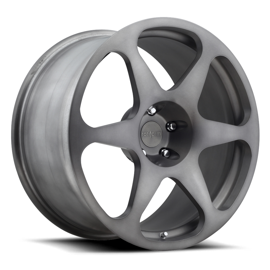 Rotiform MHG Forged Custom Brushed Matte DDT Finish Wheels