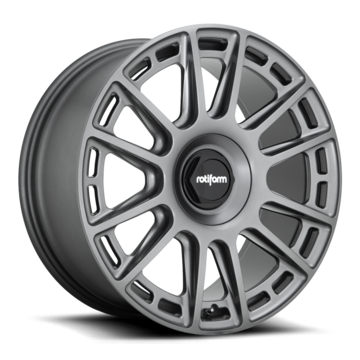 Rotiform OZR Anthracite Finish Wheels