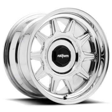 Rotiform SAC-M Forged Custom Full Polished Finish Wheels