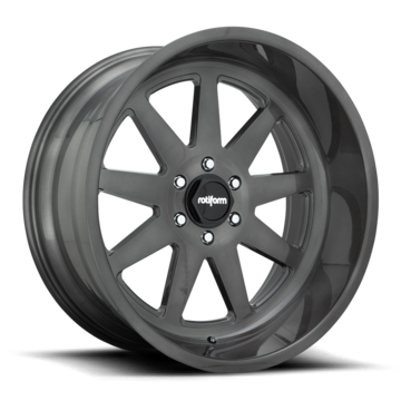 Rotiform SCN-OR Forged Custom Candy Black Finish Wheels