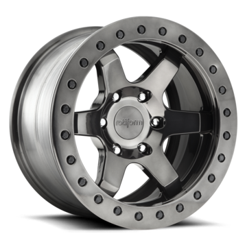 Rotiform SIX-OR Forged Custom Candy Black Finish Wheels