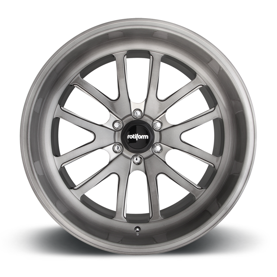 Rotiform SNA-OR Forged Custom Brushed DDT Finish Wheels