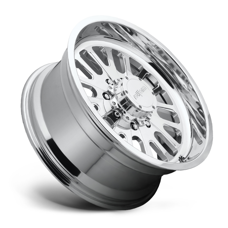 Rotiform SNA-OR Forged Custom Polished Finish Wheels