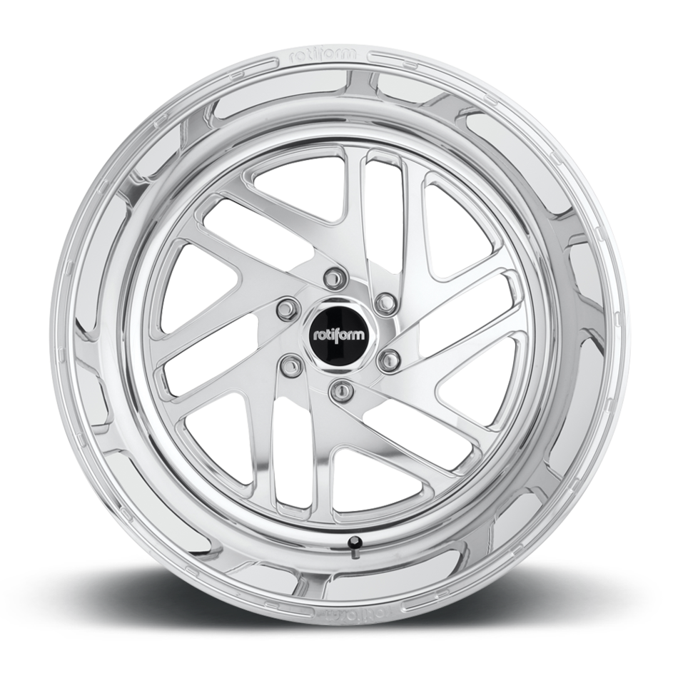 Rotiform SNA-T-OR Forged Custom Polished Finish Wheels