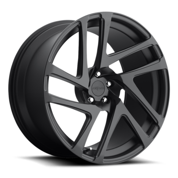 Rotiform SNA-T Forged Custom Matte Black Finish Wheels