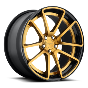Rotiform SPF Forged Custom Matte Bronze Finish Wheels