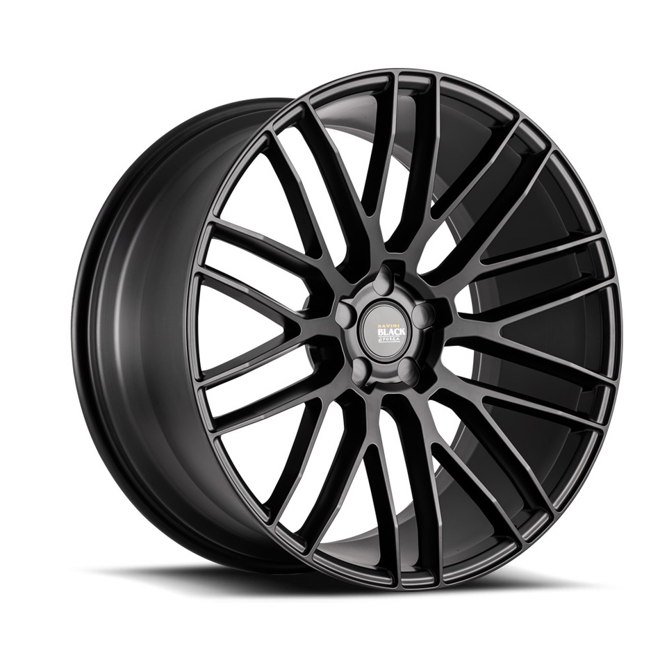 Savini Black di Forza BM13 Wheels - Matte Black Finish