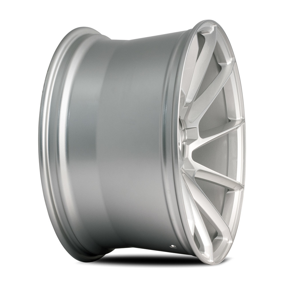 Savini Black di Forza BM15 Wheels - Brushed Silver Finish