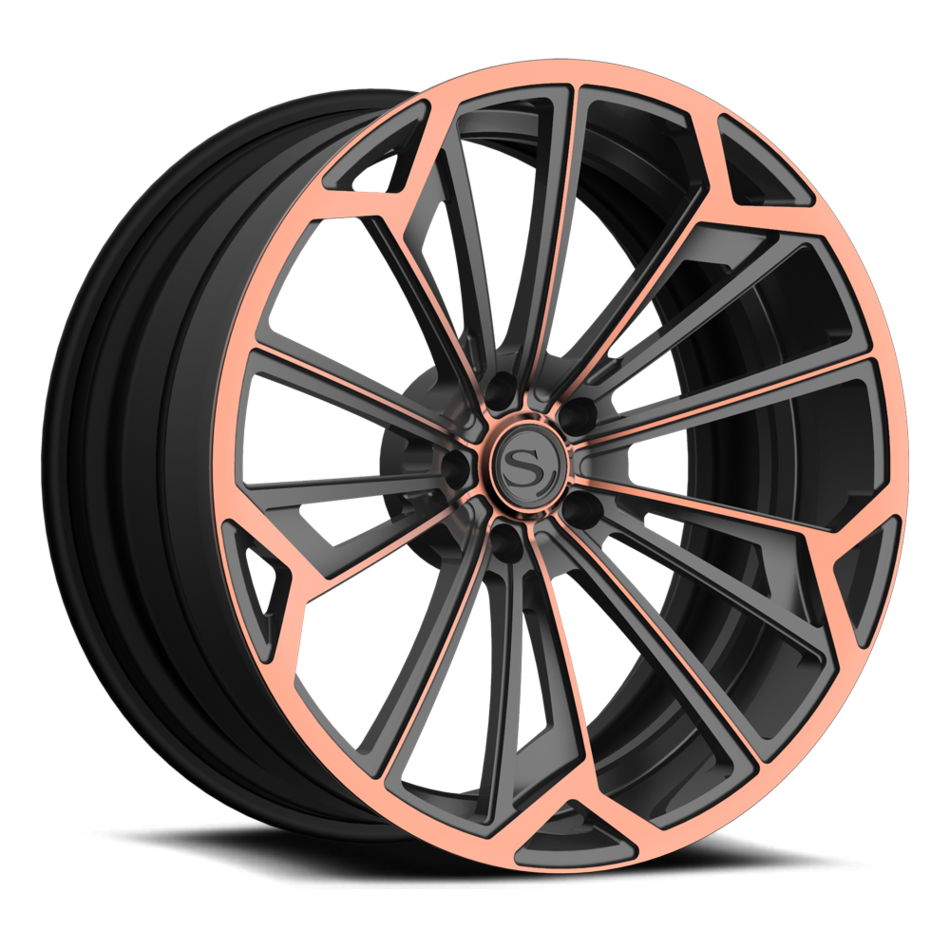 Savini SX3 Wheels in Custom Finish