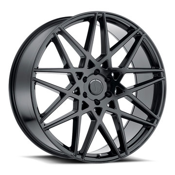 Status Griffin Gloss Black Wheels