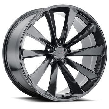 TSW Aileron Metallic Gunmetal Finish Wheels