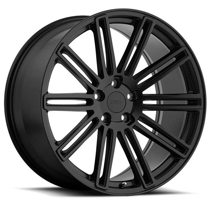TSW Crowthorne Matte Black Finish Wheels