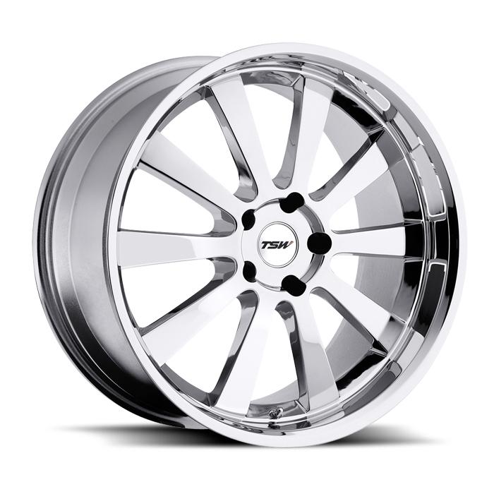 TSW Londrina Chrome Wheels - Standard