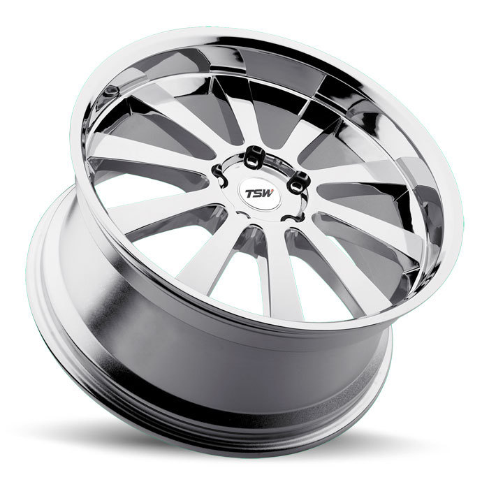 TSW Londrina Chrome Wheels - Lay