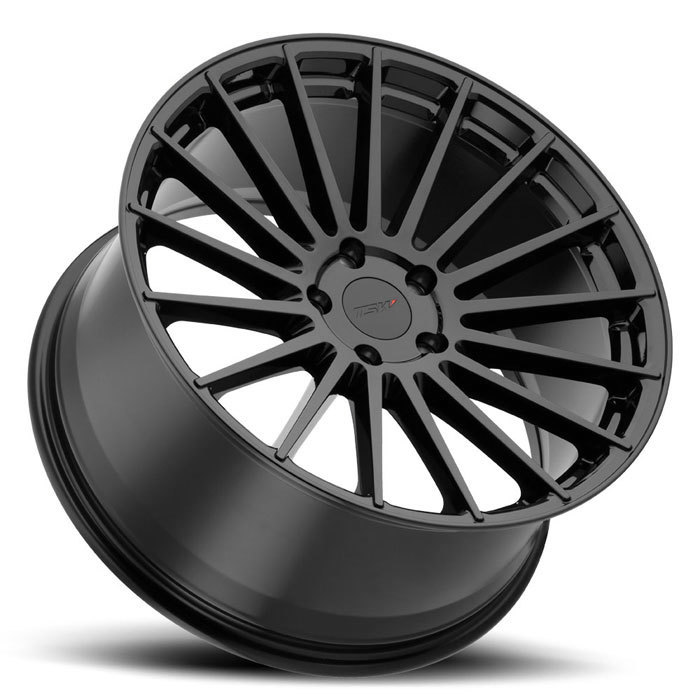 TSW Luco Gloss Black Finish Wheels