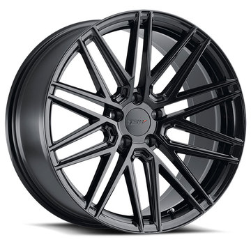 TSW Pescara Wheels Gloss Black Finish