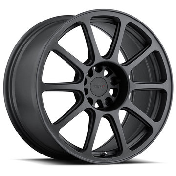 TSW Rifle Matte Gunmetal Finish Wheels