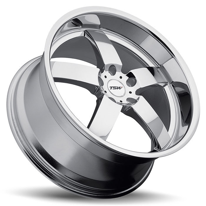TSW Rockingham Chrome Wheels - Lay