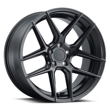 TSW Tabac Wheels Semi Gloss Black Finish
