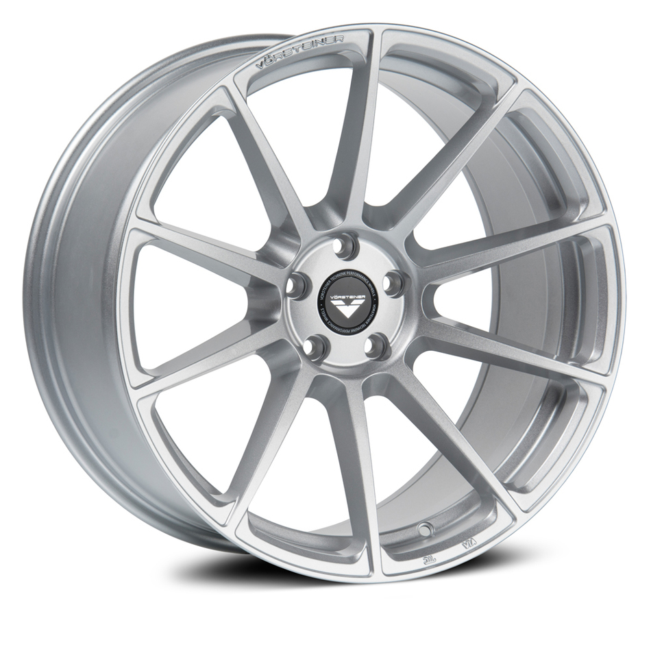 Vorsteiner Flow Forged V-FF 102 Mercury Silver Finish Wheels