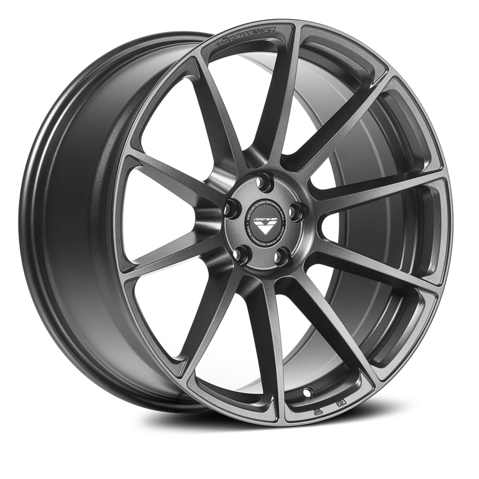 Vorsteiner Flow Forged V-FF 102 Carbon Graphite Finish Wheels