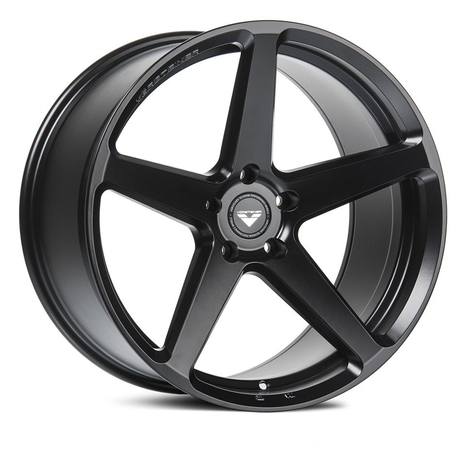 Vorsteiner Flow Forged V-FF 104 Mystic Black Finish Wheels
