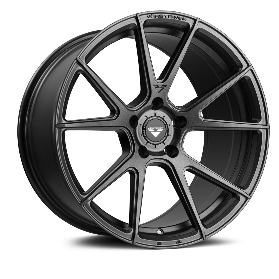 Vorsteiner Flow Forged V-FF 106 Carbon Graphite Finish Wheels