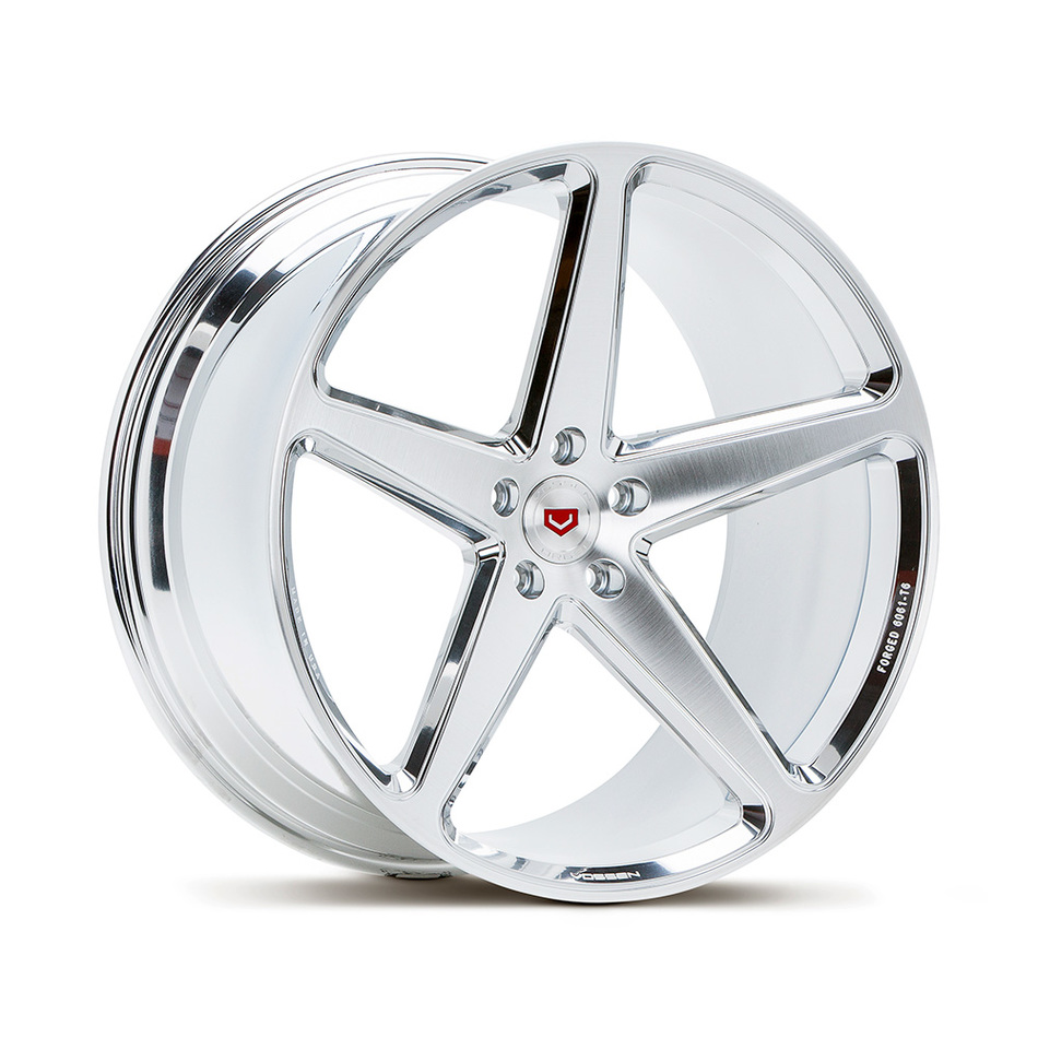 Vossen CG-201 Brushed Finish Wheels