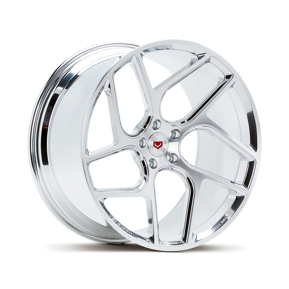 Vossen CG-205T Brushed Finish Wheels