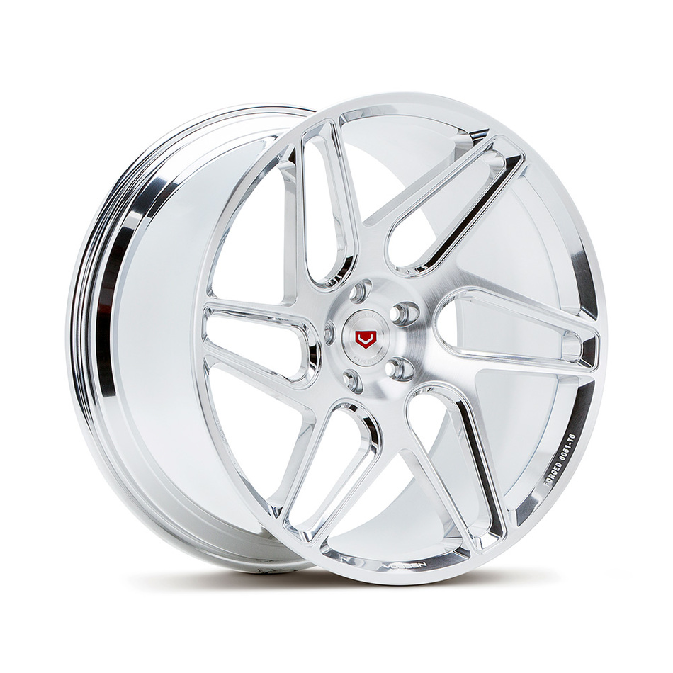Vossen CG-206T Brushed Finish Wheels