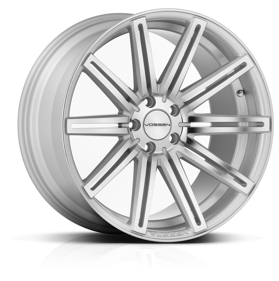 Vossen CV4 Silver Polished Finish Wheels
