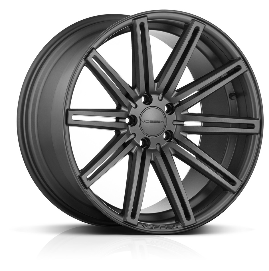 Vossen CV4 Matte Graphite Finish Wheels