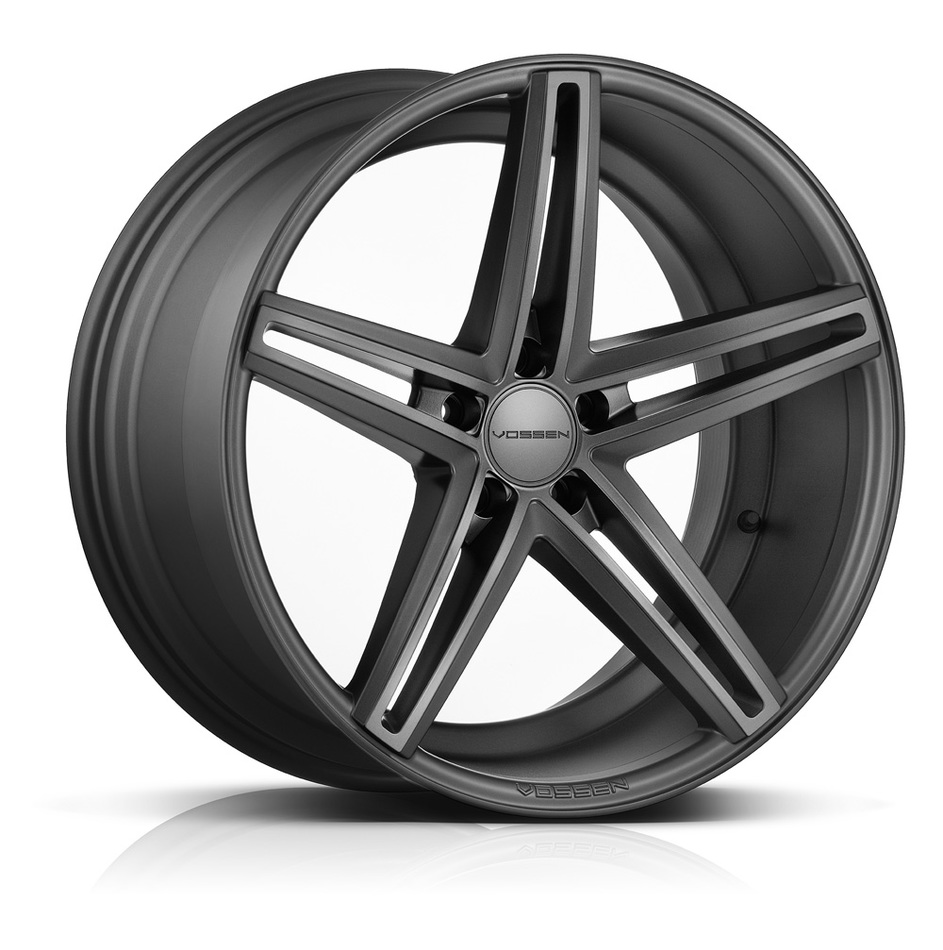 Vossen CV5 Matte Graphite Finish Wheels