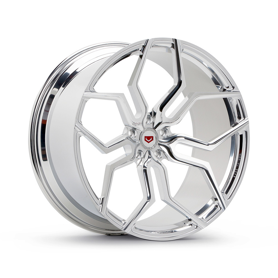 Vossen HC-3 Brushed Finish Wheels