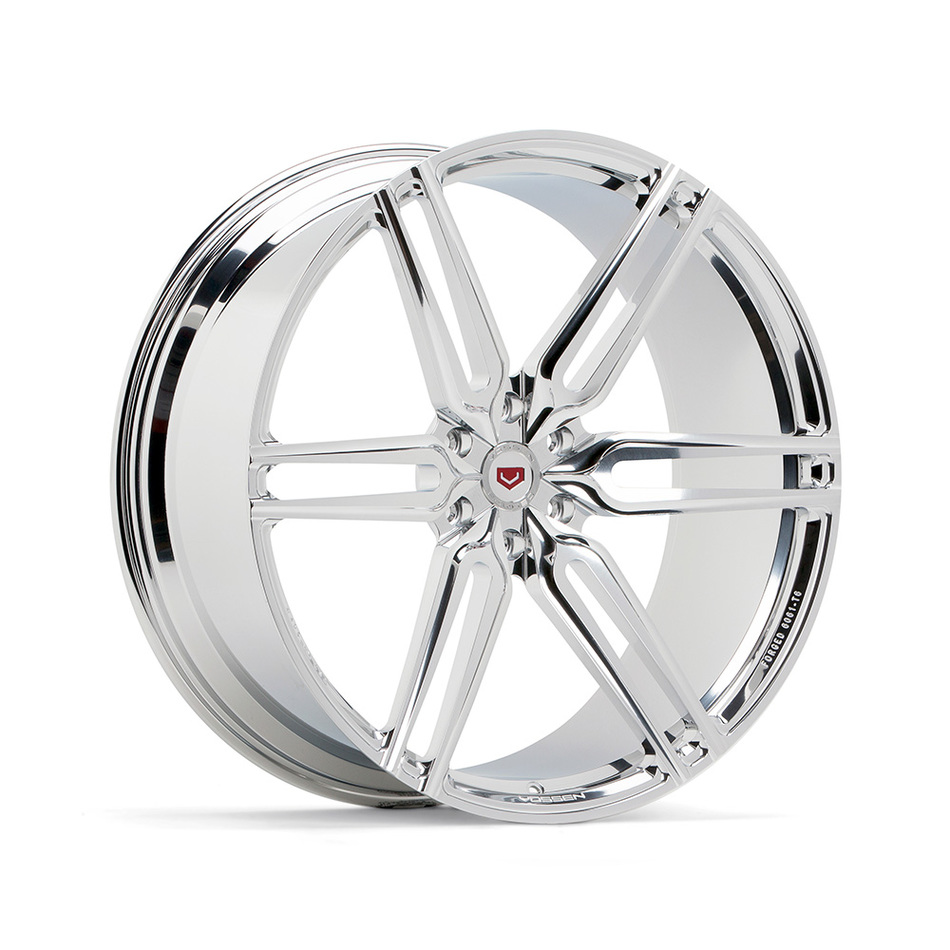 Vossen HC-1.6 Brushed Finish Wheels