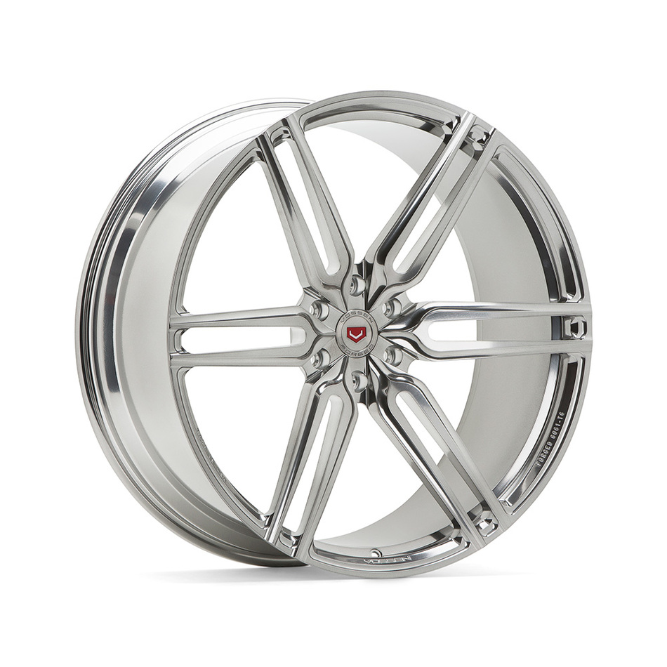 Vossen HC-1.6 Light Smoke Finish Wheels