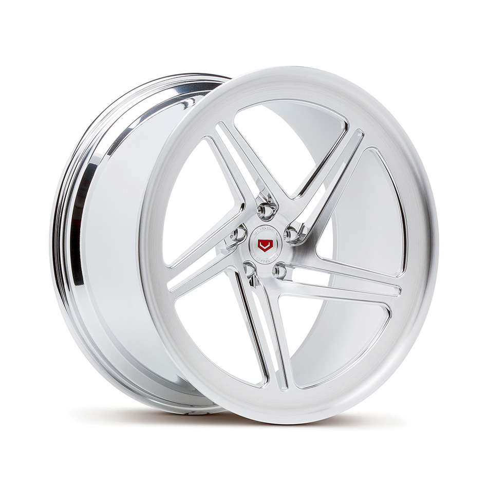 Vossen LC-102T Polished Finish Wheels