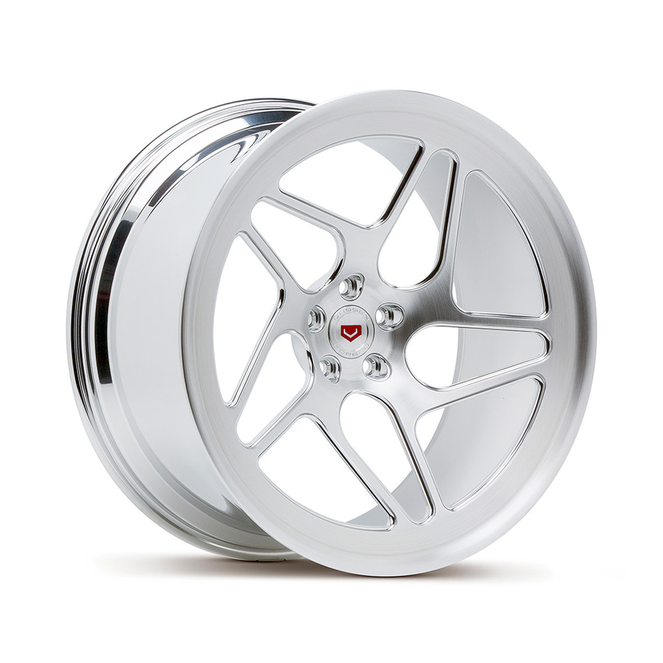 Vossen LC-104T Polished Finish Wheels
