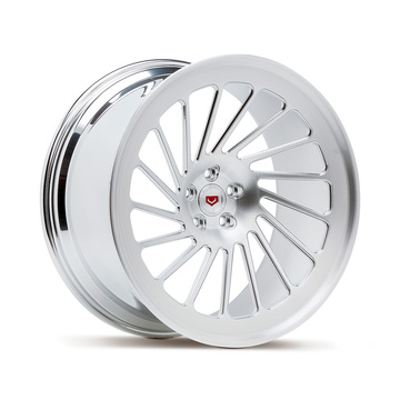 Vossen LC-106T Polished Finish Wheels
