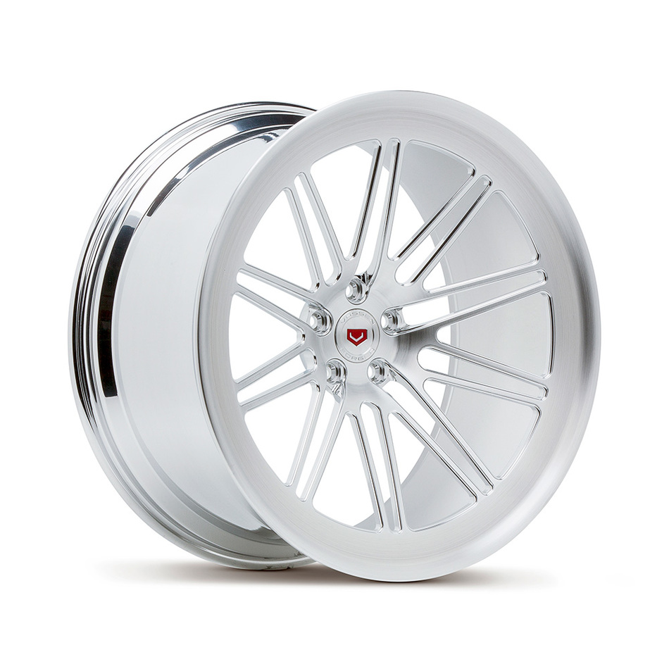 Vossen LC-107 Polished Finish Wheels