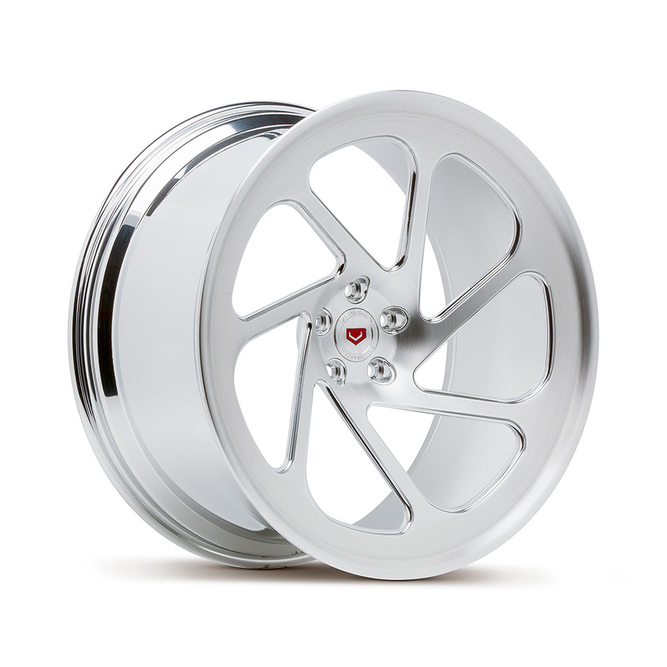 Vossen LC-108T Polished Finish Wheels