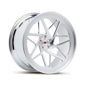 Vossen LC-109T Polished Finish Wheels
