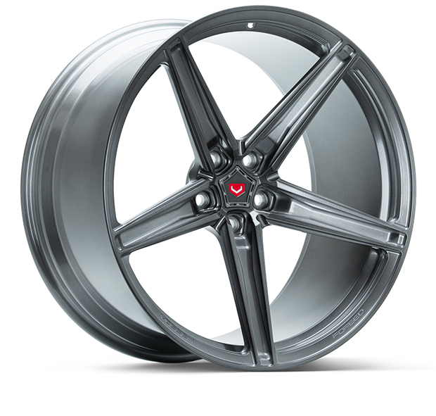 Vossen M-X5 Wheels Custom Dark Smoke Finish