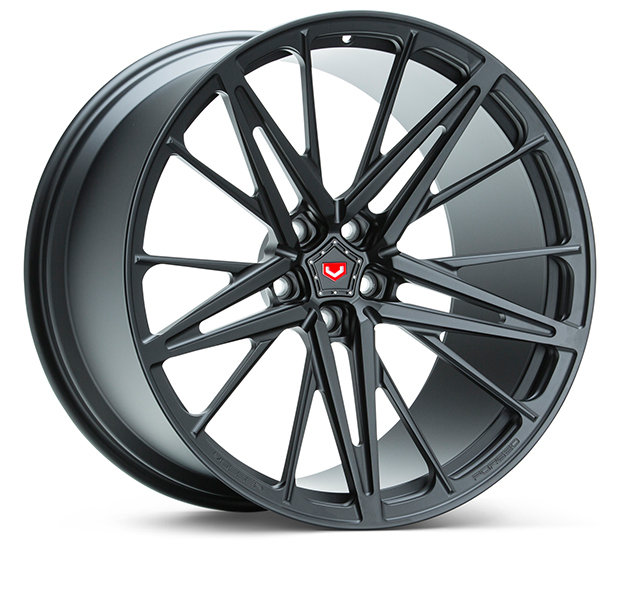 Vossen M-X6 Wheels Custom Satin Black Finish