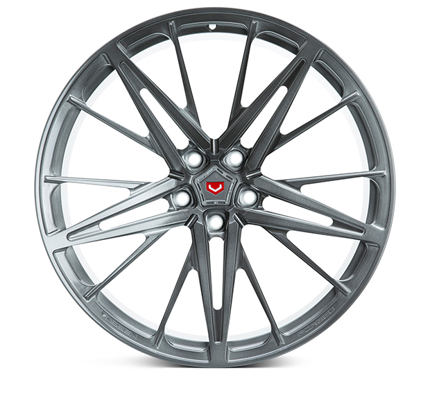 Vossen M-X6 Wheels Custom Dark Smoke Finish